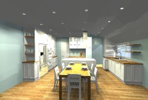design designer kitchen cabinetry joinery Ballarat