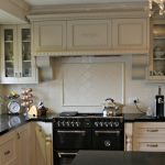 Custom designed and locally manufactured French Provincial Kitchen.