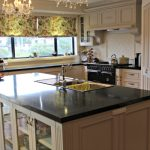 Custom designed and locally manufactured French Provincial Kitchen