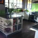Ballarat kitchen designer cabinetry joinery stone island bench glass splashbacks