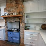 Daylesford kitchen cabinetry designer joinery farmhouse shaker door stone bench