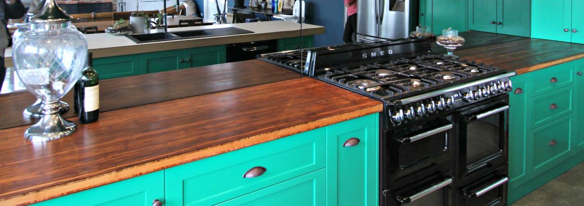 Bamboo Ballarat Kitchen benchtop