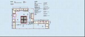 Floorplan drawings